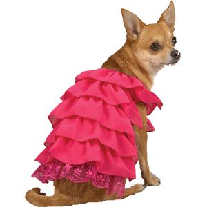 PinkSpanishDress